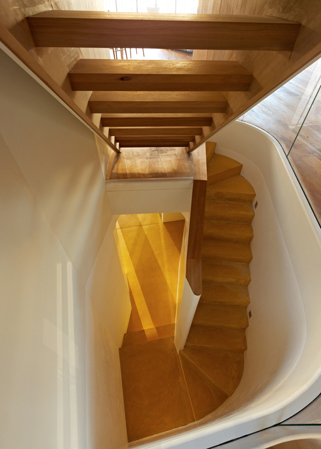 Lavender Bay Boathouse Sydney Australia  Architects: Collier Arc